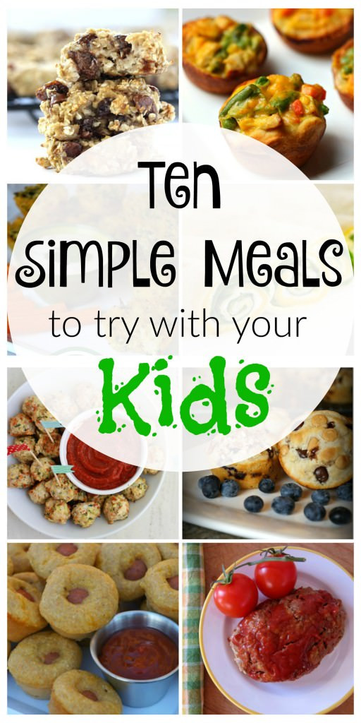 Healthy Recipes For Children  10 Simple Kid Friendly Meals