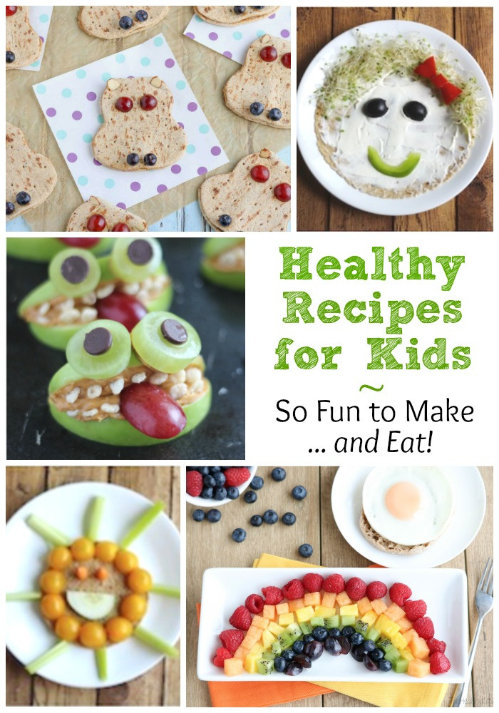 Healthy Recipes For Children  Our Favorite Summer Recipes for Kids Fun Cooking