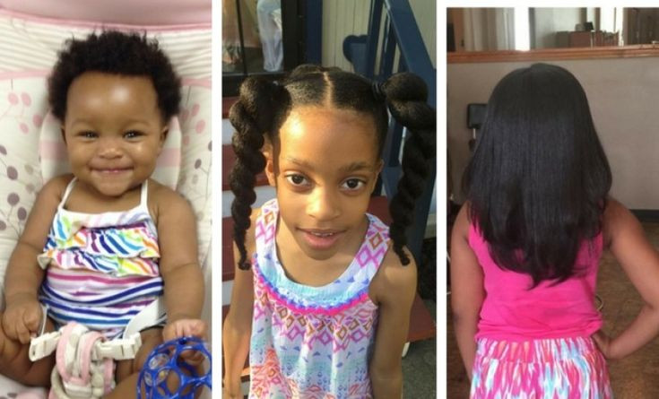 Help Baby Hair Grow  How to make your child s hair grow faster Natural Hair