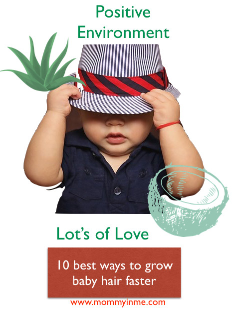 Help Baby Hair Grow  10 best ways to grow baby hair faster Parenting & Lifestyle