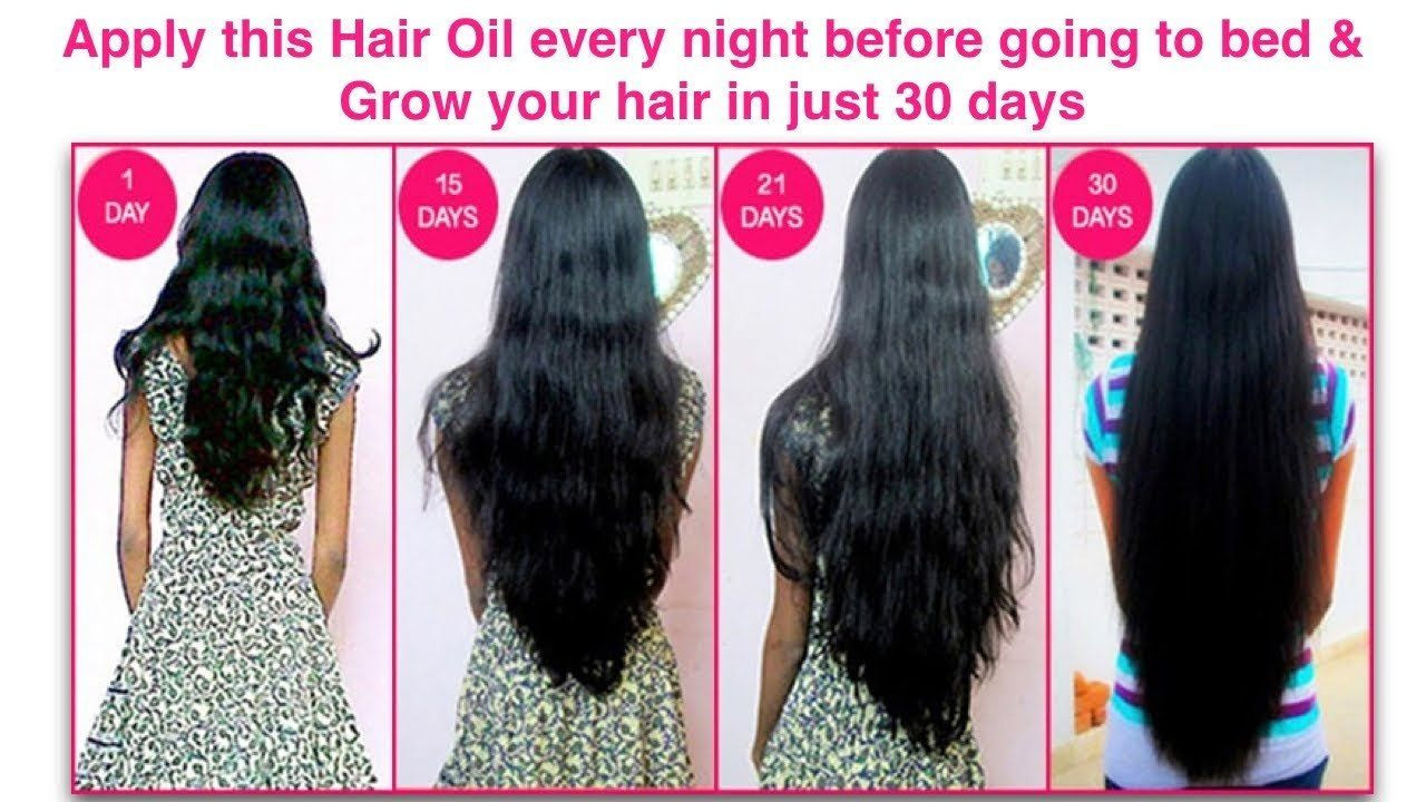 Help Baby Hair Grow  Apply this oil on your hair before going to bed and grow