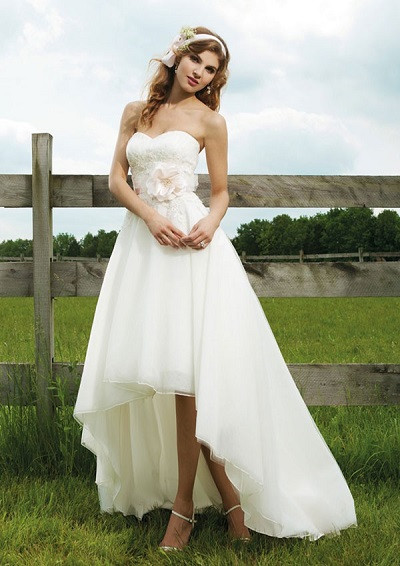 Hi-lo Wedding Dresses  15 Wedding Dress Details You Will Fall In Love With
