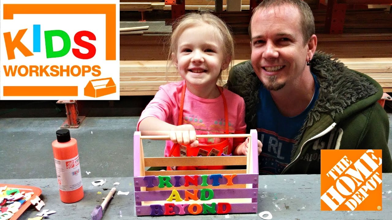 Home Depot DIY Kids  FREE Things To Do In Los Angeles With Kids This Weekend
