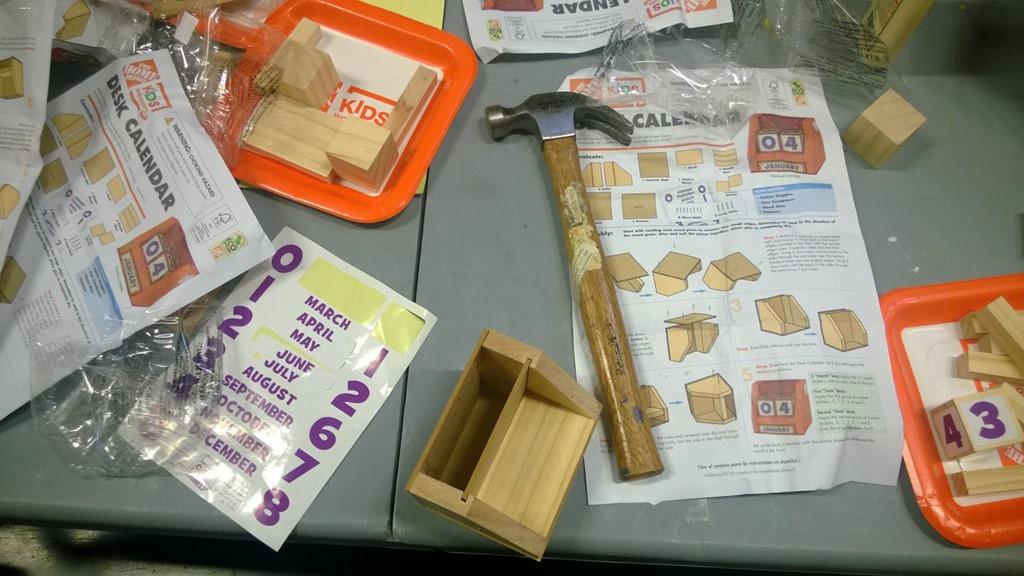 Home Depot DIY Kids  Home Depot Kids Workshops Great Branding But Where's The