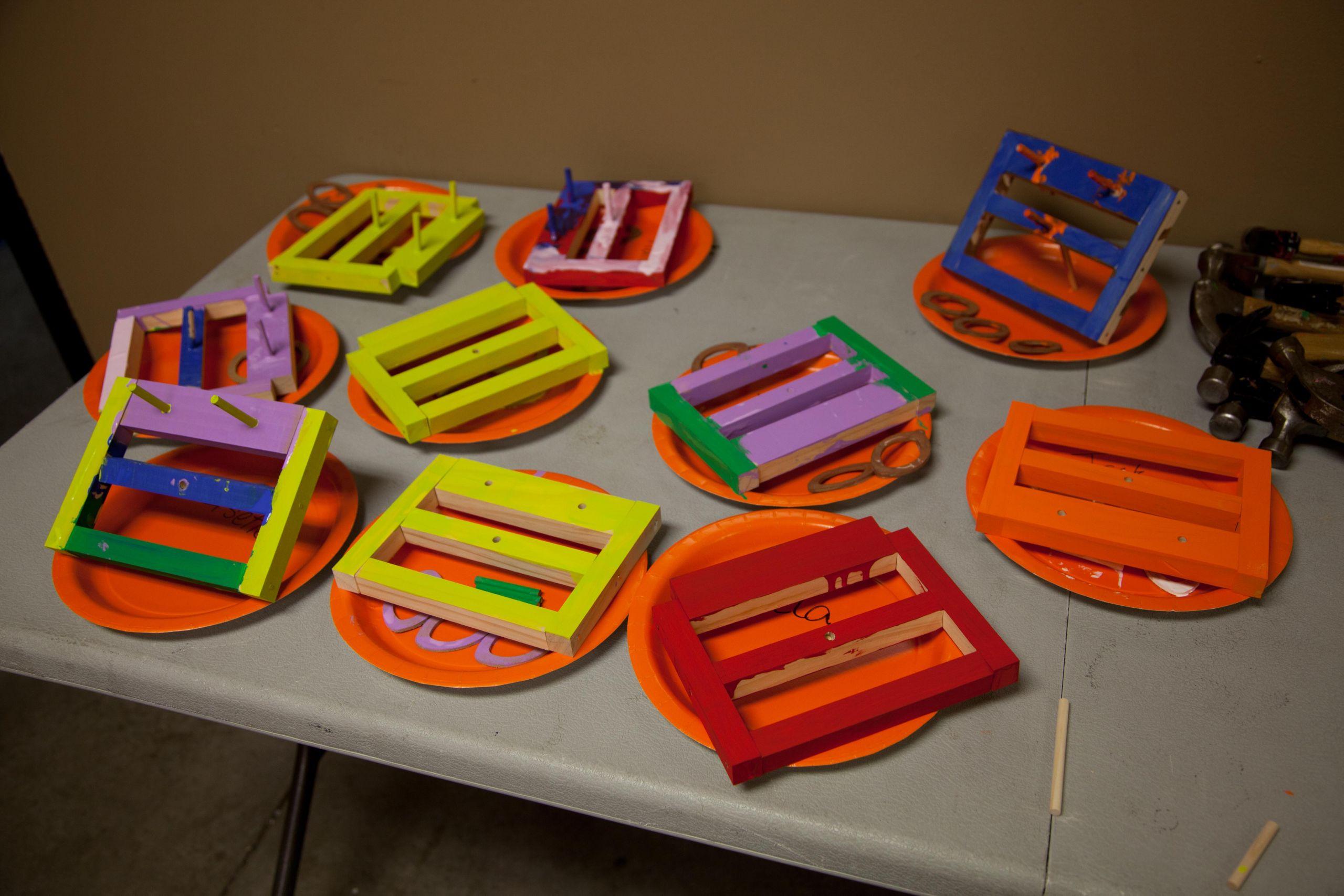 Home Depot DIY Kids  home depot kids workshop craft Dad Is Learning