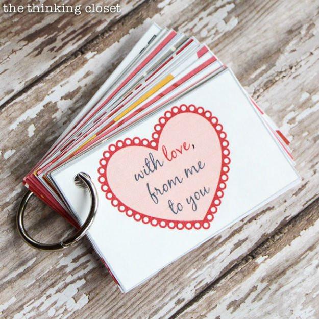 Homemade Boyfriend Gift Ideas  24 DIY Gifts For Your Boyfriend