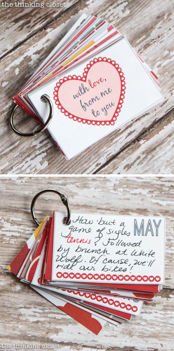 Homemade Boyfriend Gift Ideas  25 Perfect Christmas Gifts for Boyfriend Hative