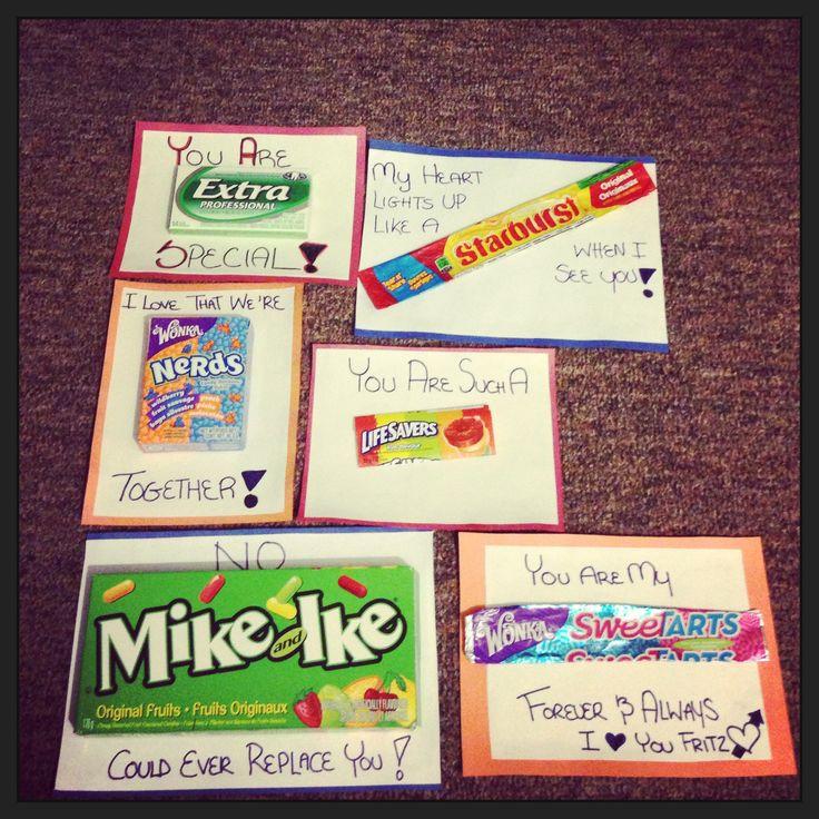 Homemade Boyfriend Gift Ideas  Homemade t for boyfriend Creative t ideas