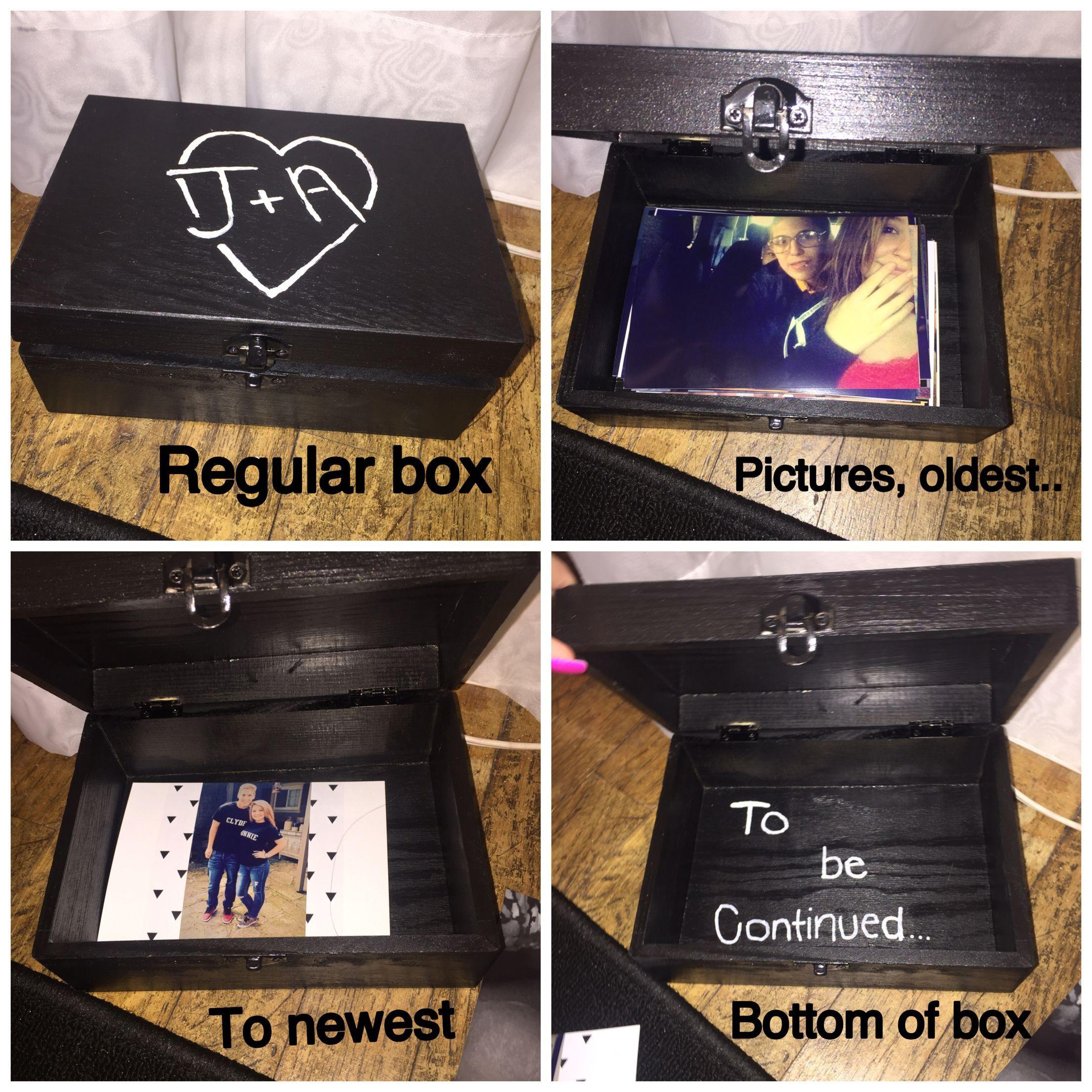 Homemade Boyfriend Gift Ideas  DIY cute t for boyfriend