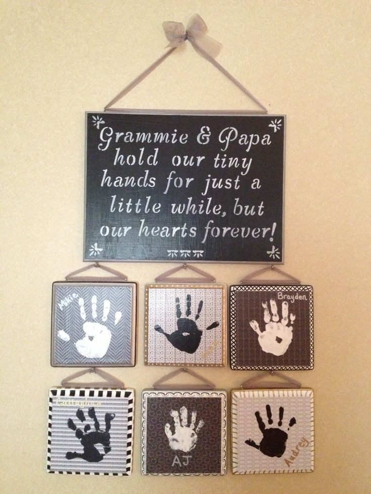 Homemade Gifts For Grandma From Baby  b6a6e2737f605ef eac54a 736×981