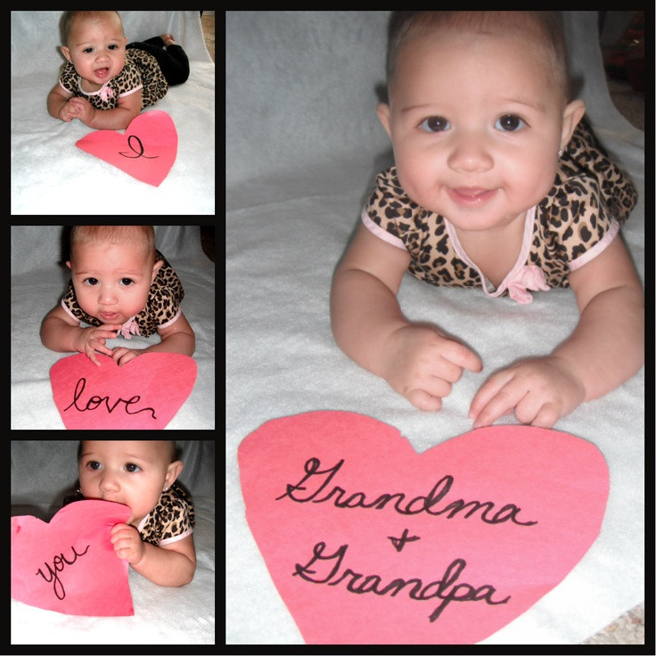 Homemade Gifts For Grandma From Baby  147 best images about Homemade Gifts For Grandparents on