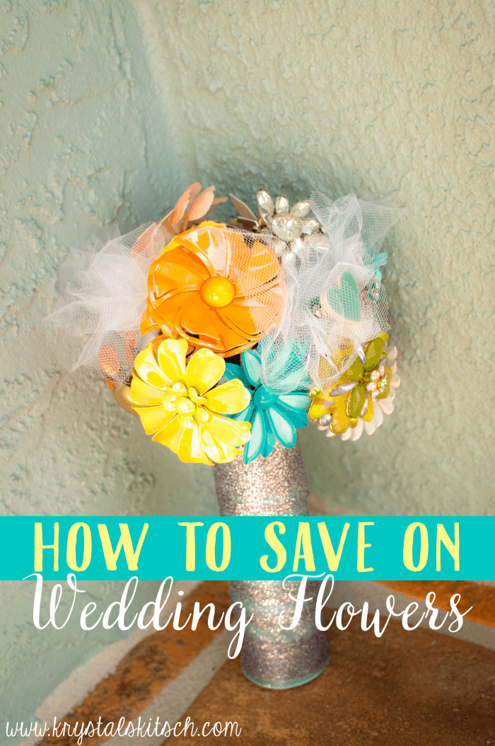 How To Save On Wedding Flowers  How to Save Money on Wedding Flowers