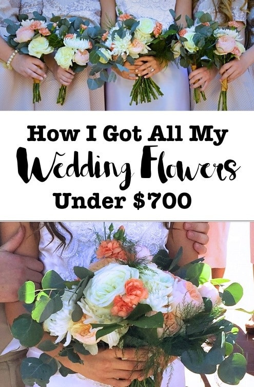 How To Save On Wedding Flowers  How to Save Money on Your Wedding Flowers Cassie Scroggins