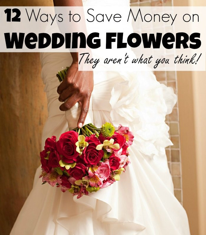 How To Save On Wedding Flowers  Frugal Wedding Archives