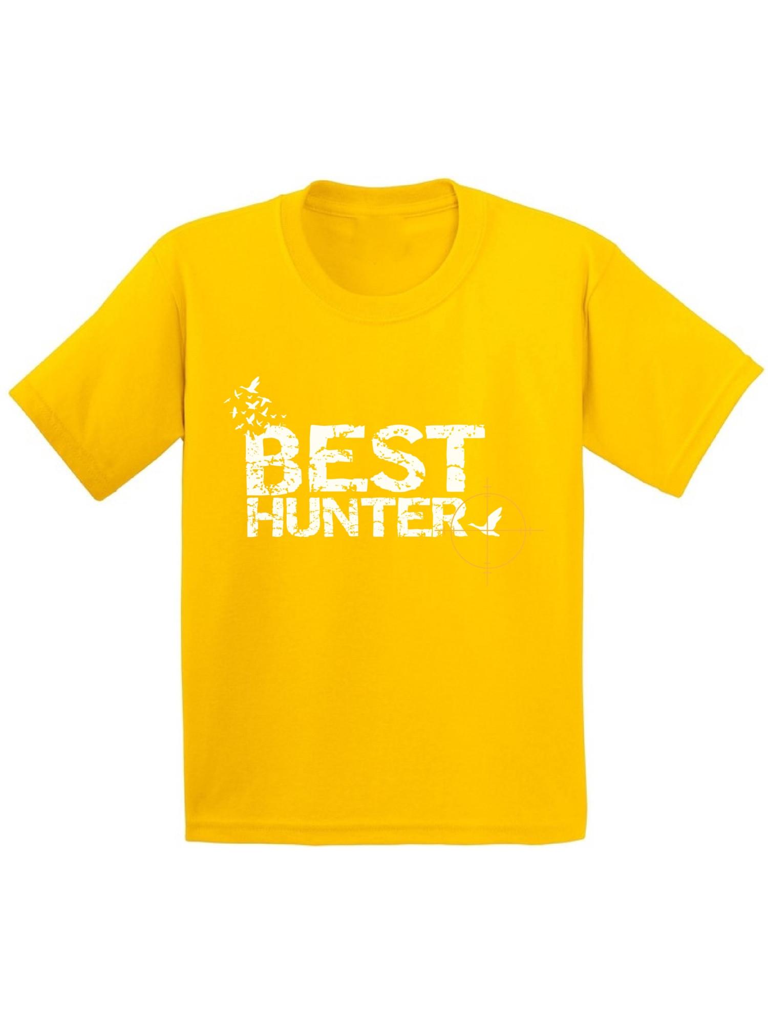 Hunting Gifts For Kids  Awkward Styles Awkward Styles Best Hunter Kids T Shirt