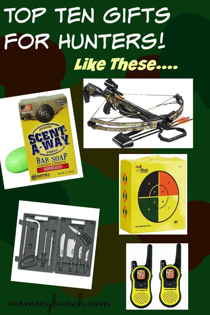 Hunting Gifts For Kids  Top 10 Gifts for Hunters That They ll Appreciate