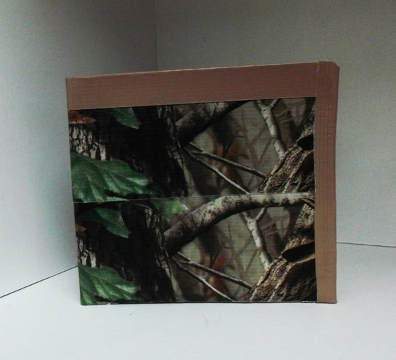 Hunting Gifts For Kids  Hunting Camo Duct Tape Wallet t for kids by ElectronicGirl