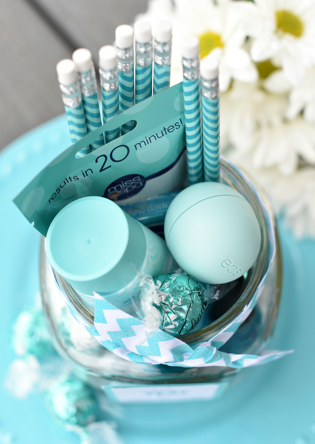 Ideas For A Birthday Gift  Teal Birthday Gift Idea for Friends – Fun Squared