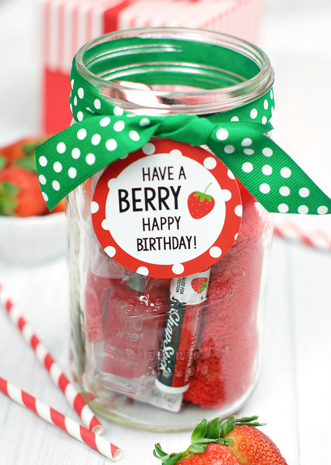 Ideas For A Birthday Gift  Creative Birthday Gifts for Friends – Fun Squared