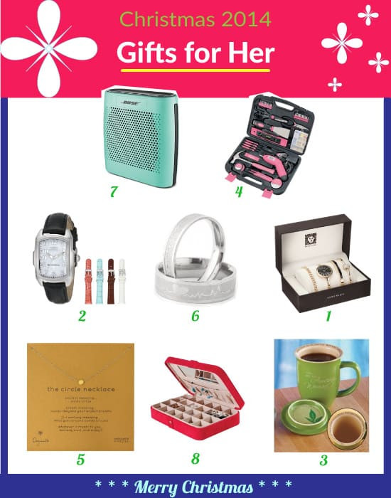 Ideas For Christmas Gift For Girlfriend  Top Christmas Gift Ideas for Girlfriend 2017
