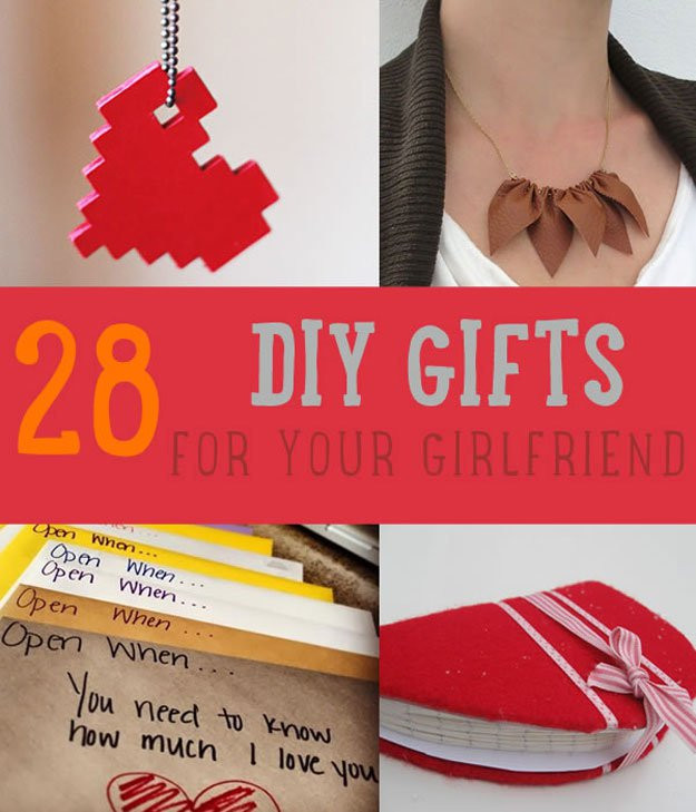 Ideas For Christmas Gift For Girlfriend  Christmas Gifts for Girlfriends DIY Projects Craft Ideas
