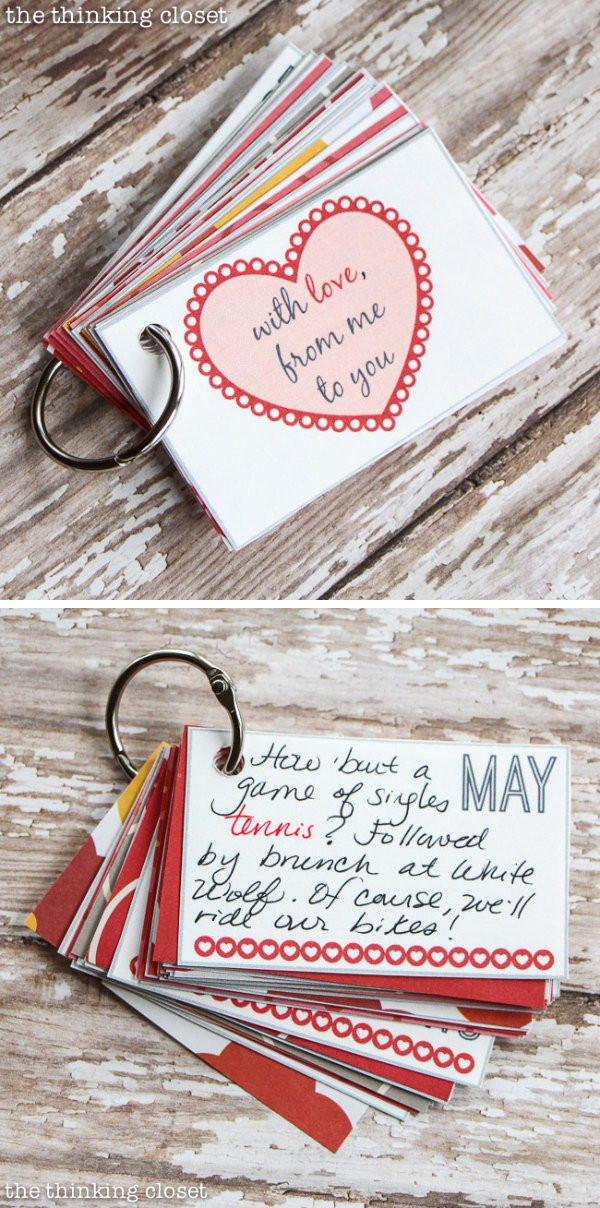 Ideas For Christmas Gift For Girlfriend  15 Perfect Homemade Christmas Gifts For Your Girlfriend