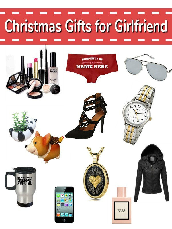 Ideas For Christmas Gift For Girlfriend  Christmas Gifts for Girlfriend Christmas Celebration