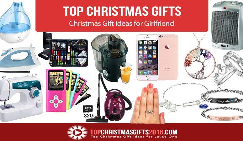 Ideas For Christmas Gift For Girlfriend  Best Christmas Gift Ideas for Your Girlfriend 2019