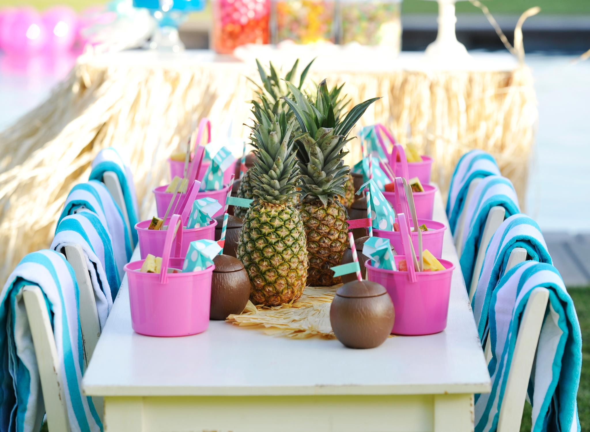 Ideas Pool Party  Kids Summer Pool Party Project Nursery