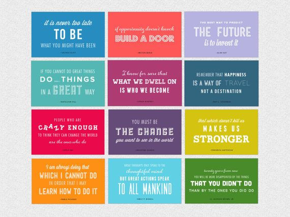 Inspirational Quote Calendar  GIVEAWAY Enter to win an inspirational quotes 2016