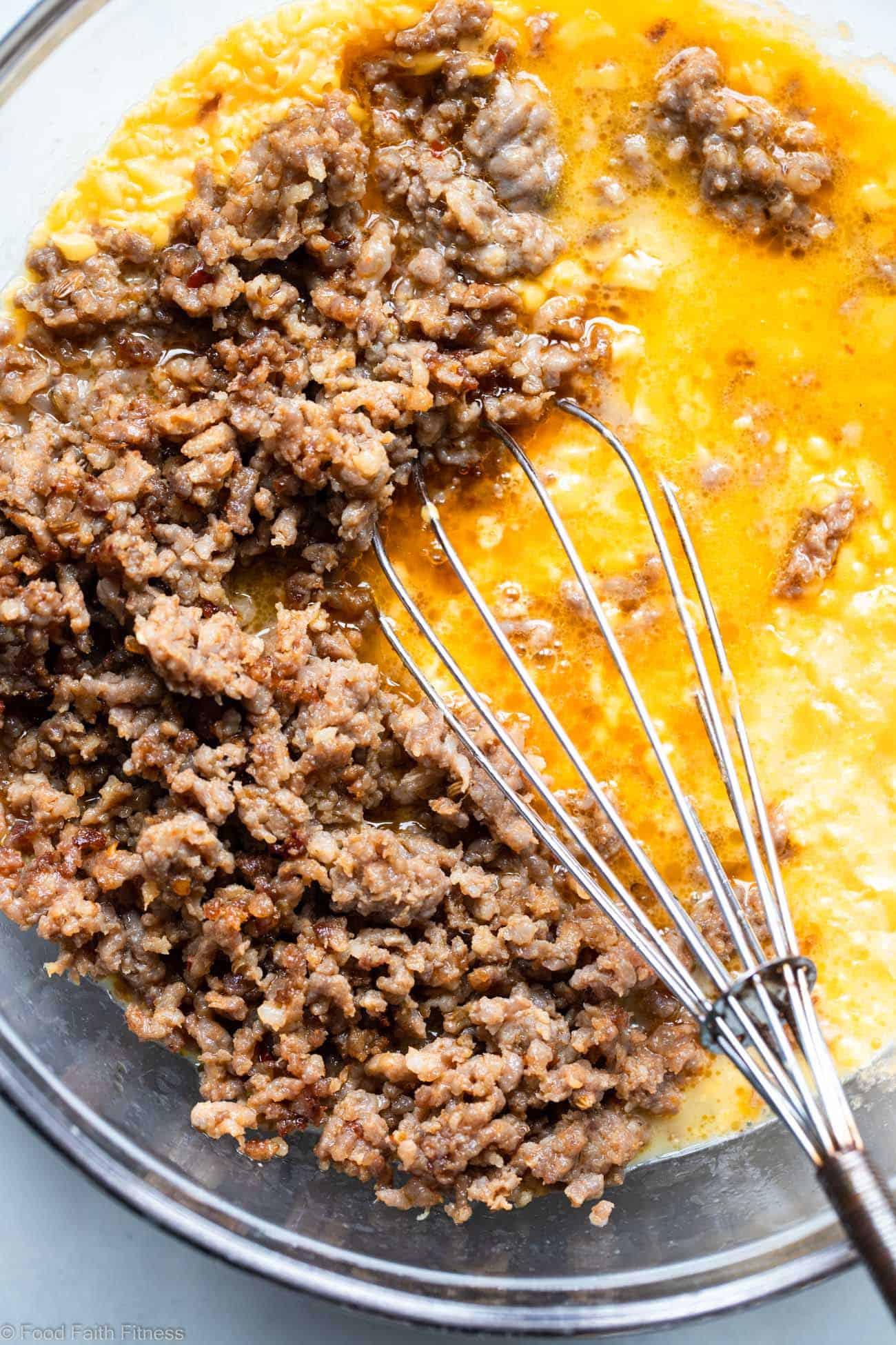 Instant Pot Brunch Recipes  Instant Pot Breakfast Casserole with Sausage