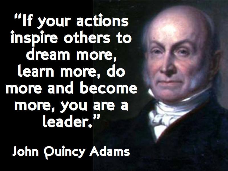 John Adams Quotes On Leadership  Leadership Motivational Quotes