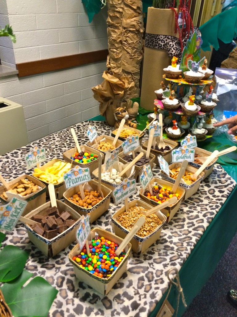 Jungle Theme Birthday Party  Young Women In Excellence LDS Mormon Church of Jesus
