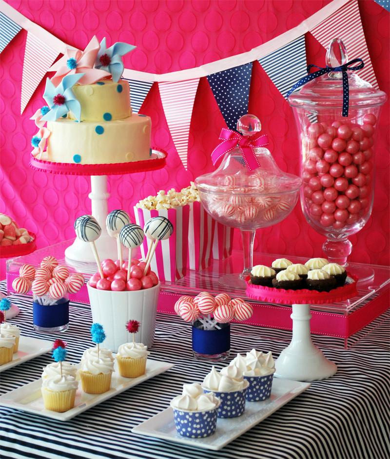 Kids Birthday Party Decoration Ideas  Stylish Kids Parties Project Nursery