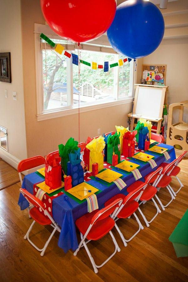 Kids Birthday Party Decoration Ideas  Find the Right Kids Party Decorations for Your Fest