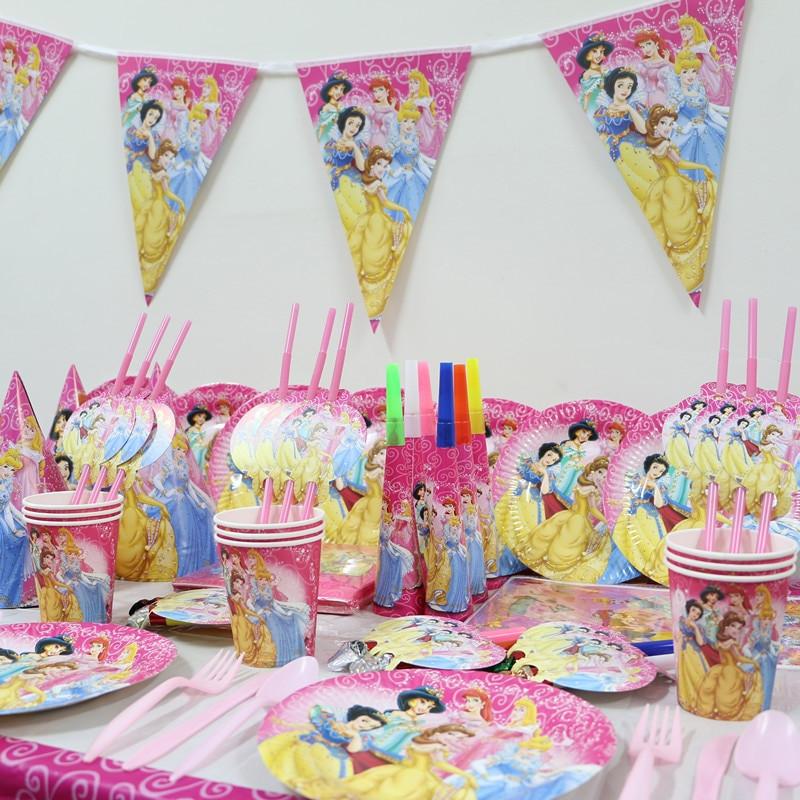 Kids Birthday Party Decoration Ideas  Set 1Pack 143pcs Luxury Kids Birthday Party Decoration Set