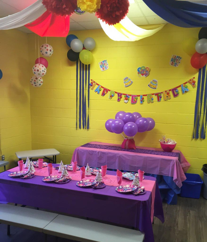 Kids Birthday Party Decoration Ideas  Decorations For Birthday Party For Kids