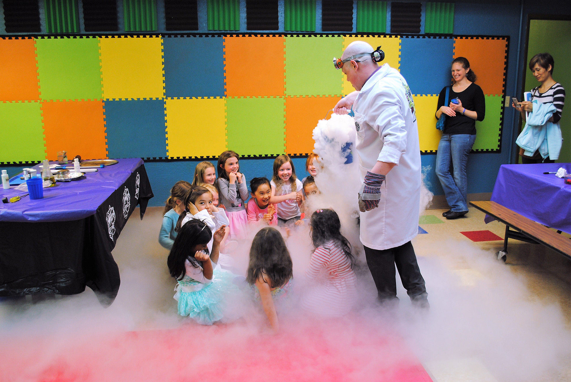Kids Birthday Party Location Ideas  Winter Kids Birthday Party Places