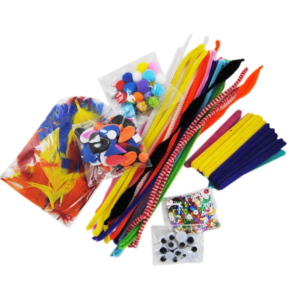 Kids Crafting Supplies  Bumper Craft Pack