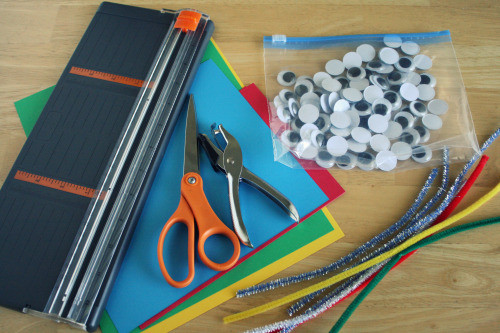 Kids Crafting Supplies  Top 5 Kid Craft Supplies to Have on Hand