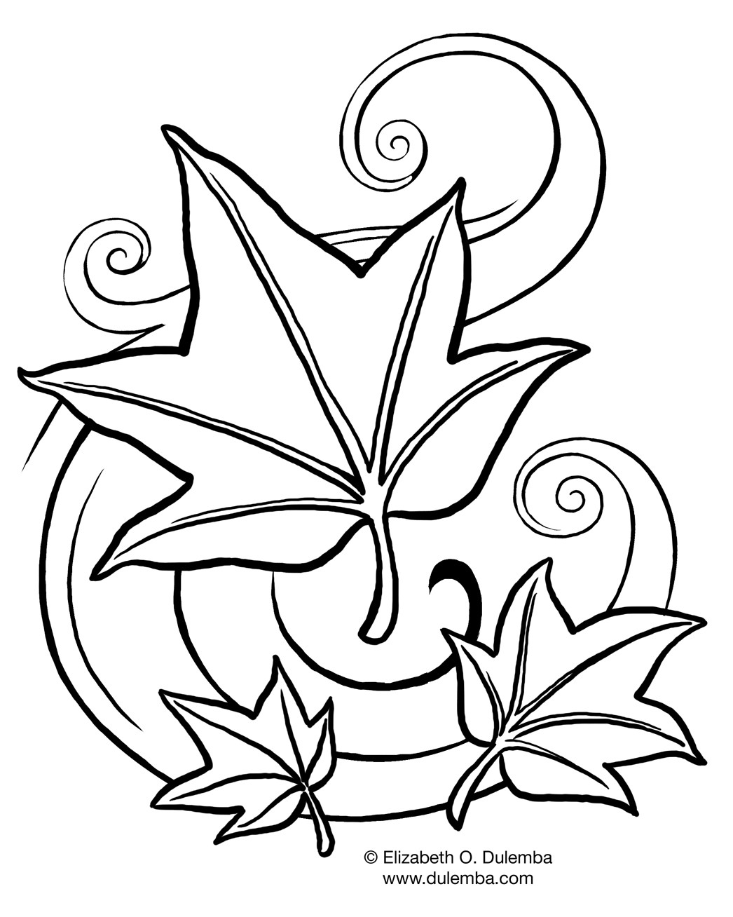 Kids Fall Coloring Pages  Free Fall Coloring Pages for Kids Disney Coloring Pages