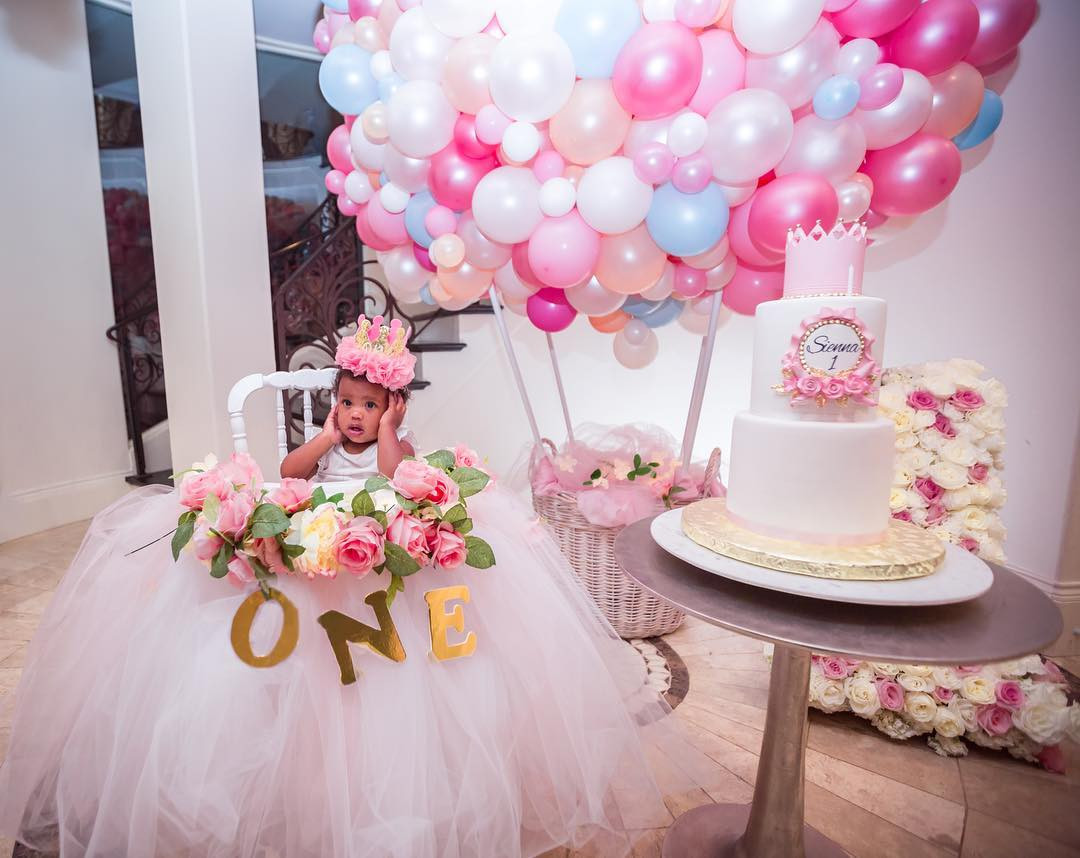 Kids First Birthday Party  First Birthday Party Ideas Inspired by Celebs