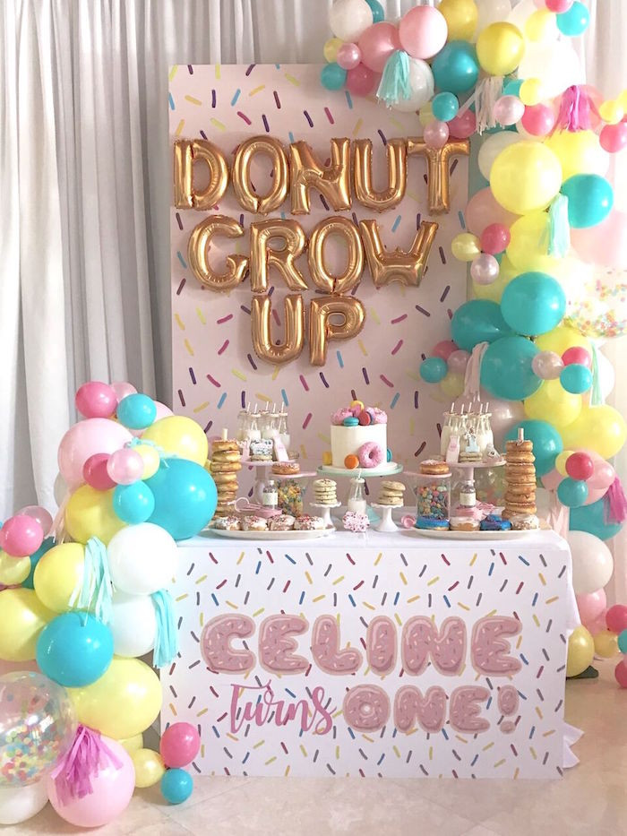 Kids First Birthday Party  Kids Birthday Party Themes Trending In 2019 For A Rocking
