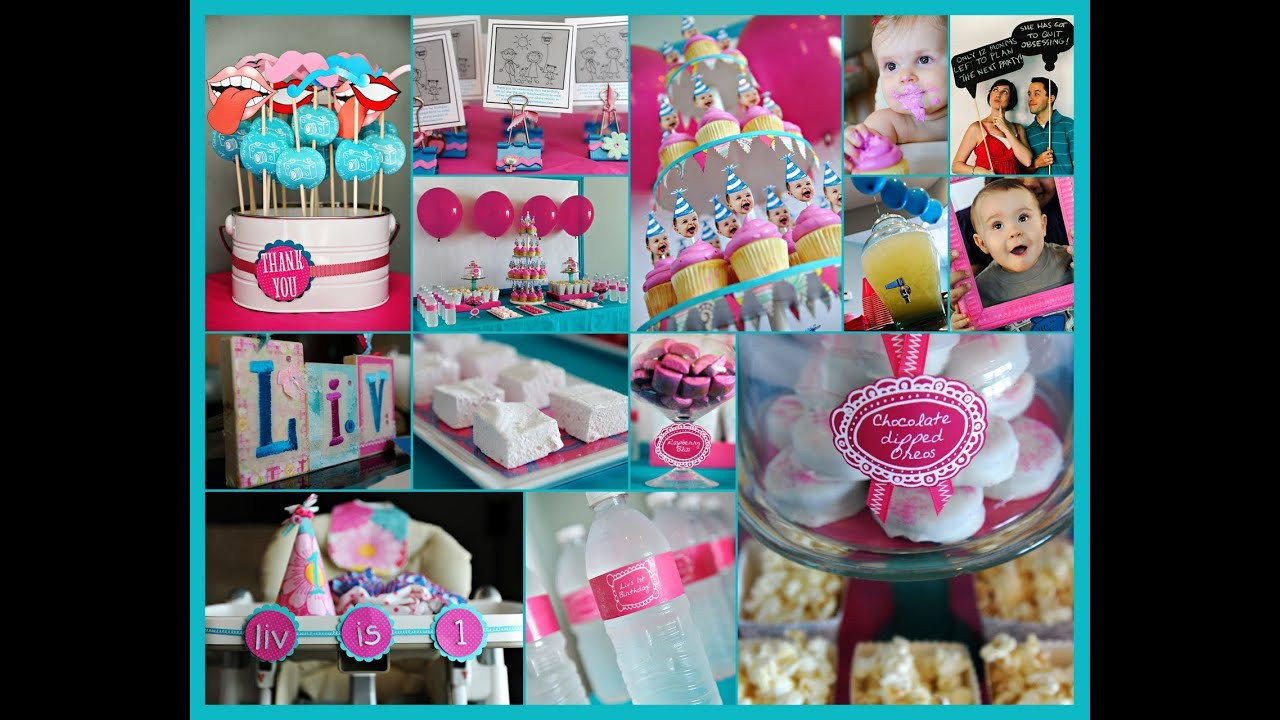 Kids First Birthday Party  first birthday party ideas 1st birthday party ideas