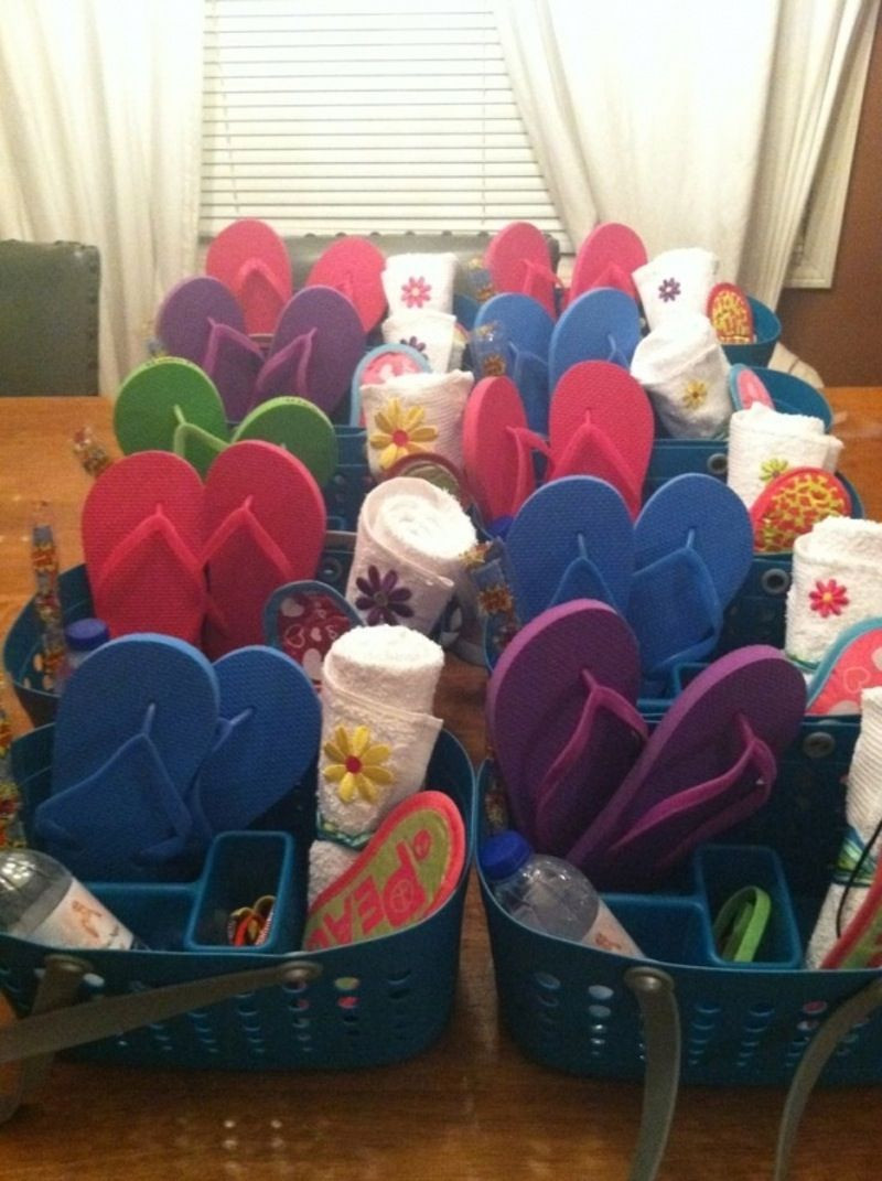 Kids Spa Party Favors  40 Spa Day 40 Outstanding Party Favors You Can