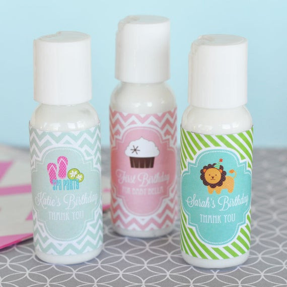 Kids Spa Party Favors  Kids Spa Party Favors Spa Birthday Party Favors