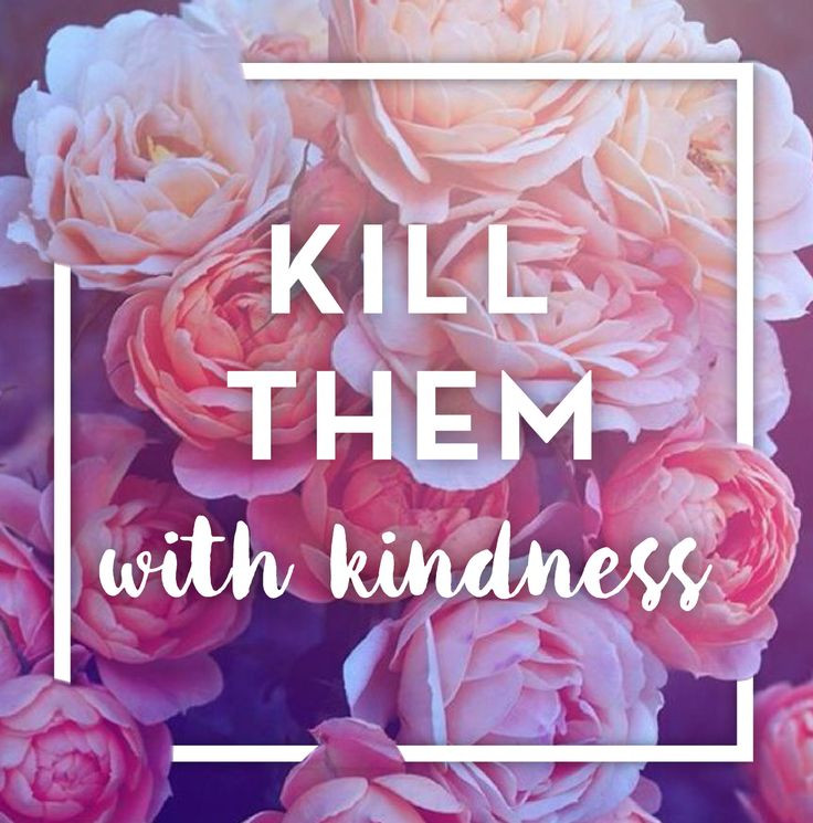 Killing With Kindness Quotes  Pin on Inspirational Quotes