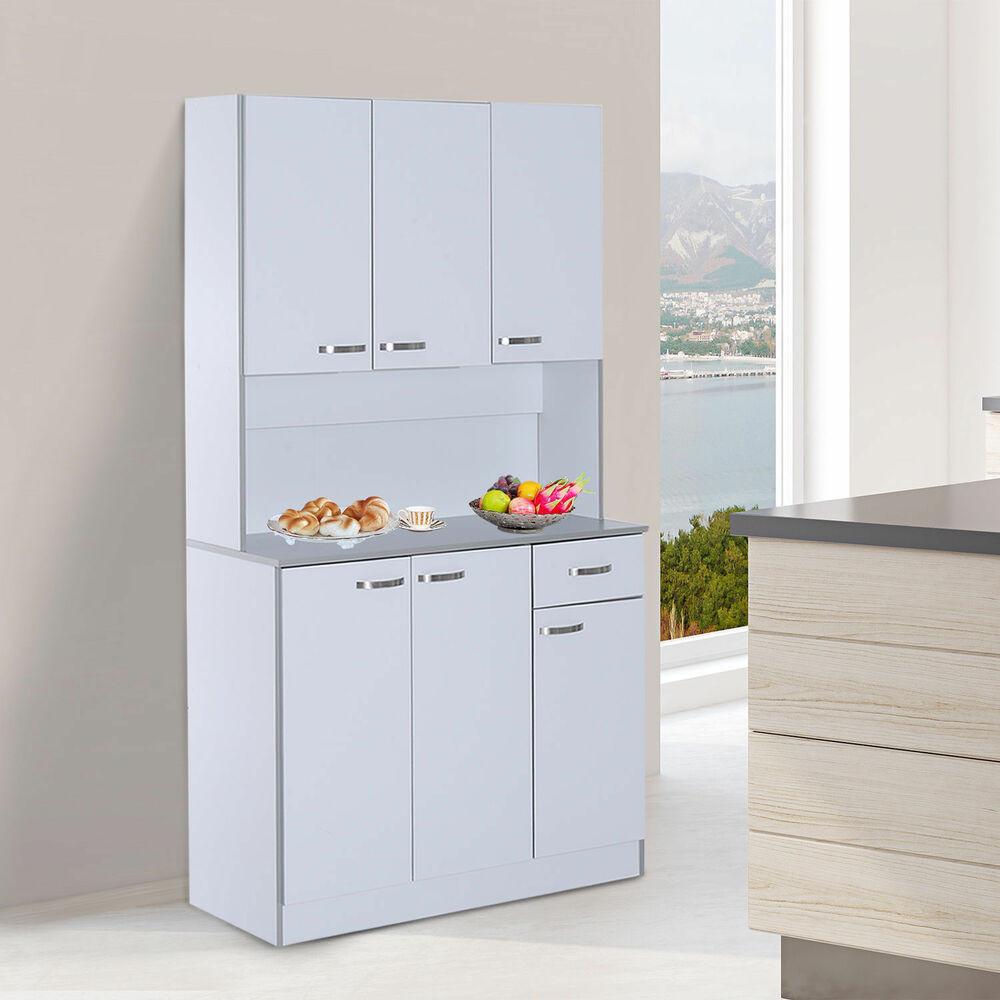 Kitchen Cabinet Shelves Organizer  Kitchen Storage pantry Cabinet Table Shelf Organizer