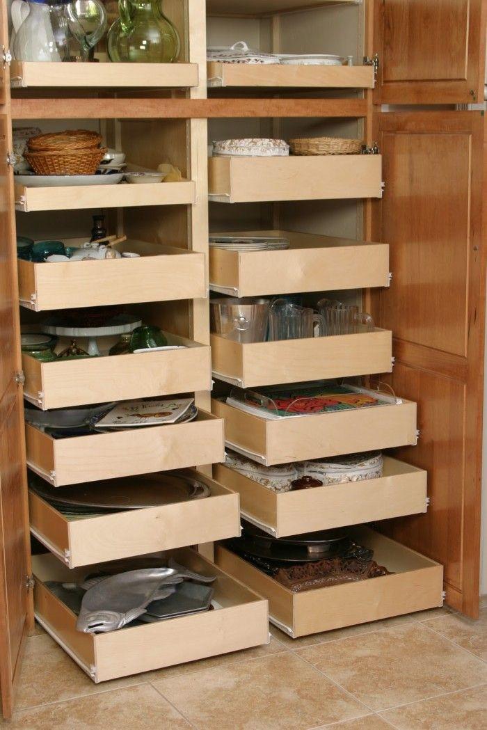 Kitchen Cabinet Shelves Organizer  kitchen cabinet organization ideas this is what we have