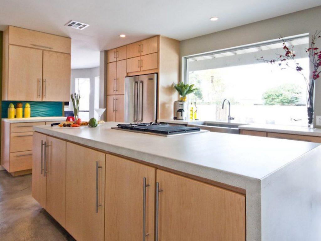 Kitchen Concrete Countertop  8 Creative Concrete Countertop Designs